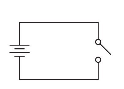 This circuit diagram lacks a basic feature of a circuit. Which basic  feature is missing from the - Brainly.comBrainly.com