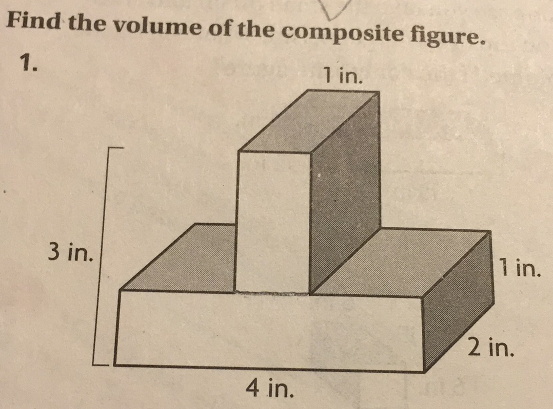 how to find the volume of a net