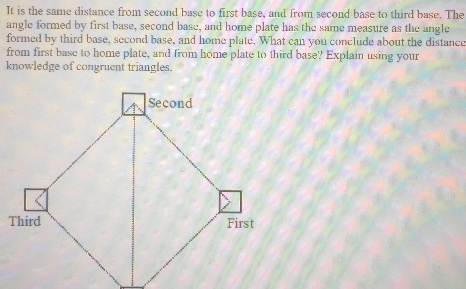 Awesome Distance Between Home Plate And Second Base Pictures - Home ...