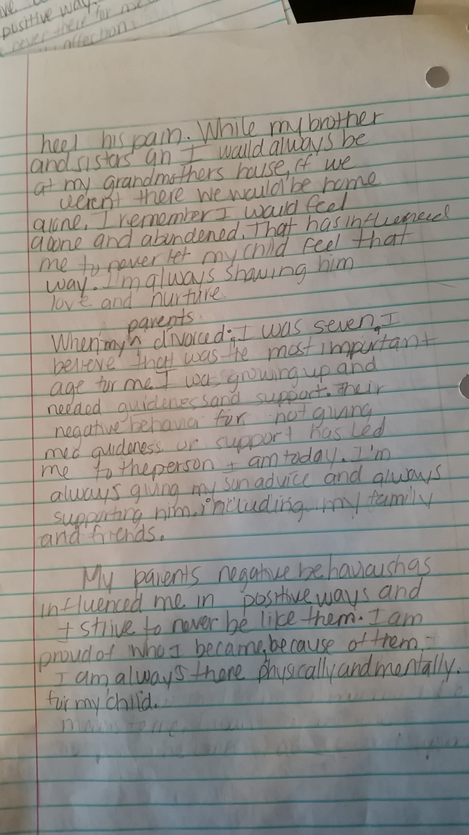 Help revise my essay