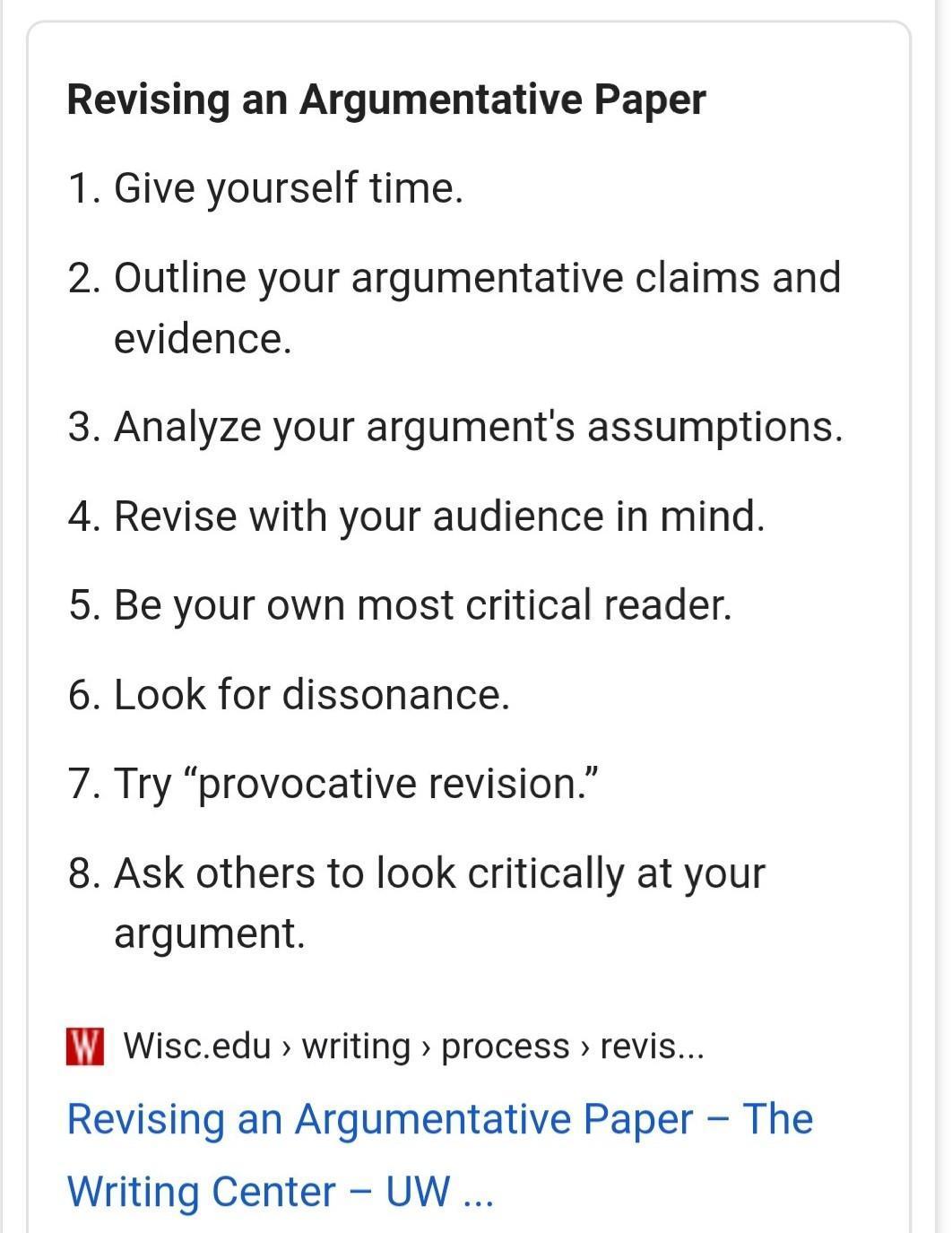 Essay checklist psyc uq