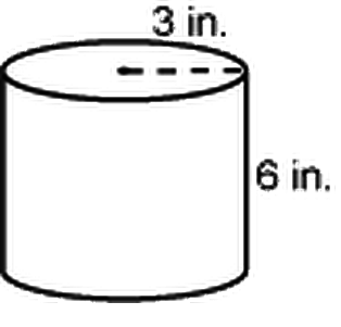 how to find exact volume of a cylinder