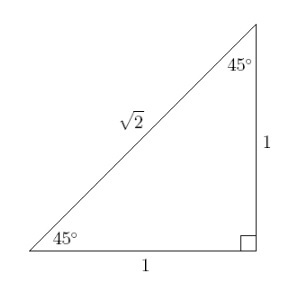 Show all your work. 1. Refer to the triangle below. If a = 3 and b ...