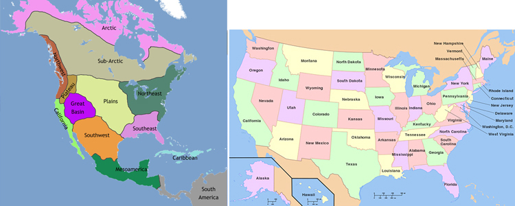 Compare the maps. Which state listed below was located in ...