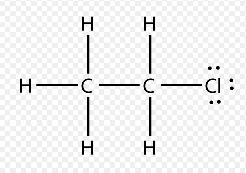 Draw structures for all constitutional isomers with the ... C2h5cl