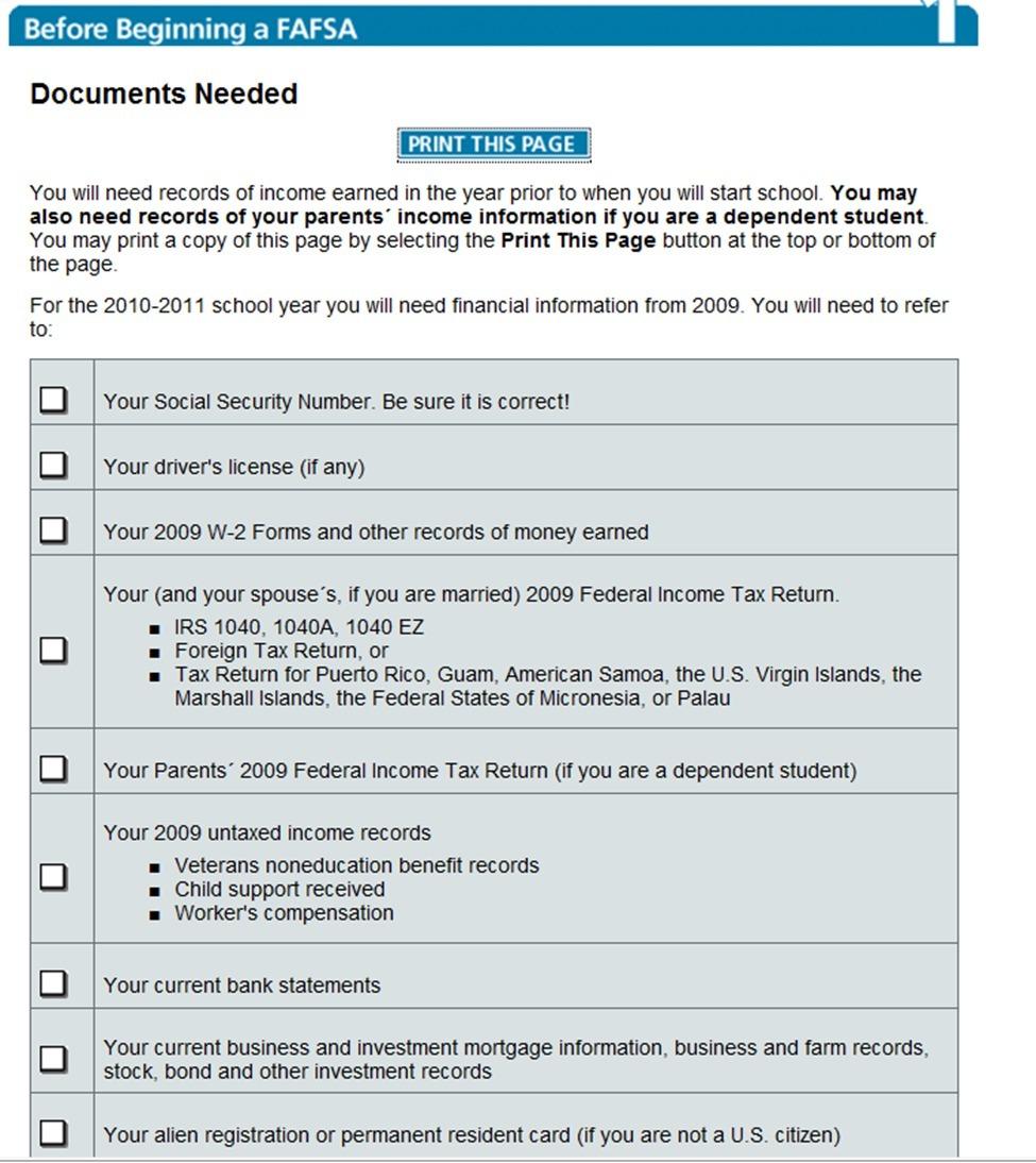 2009 form 6744, test booklet.