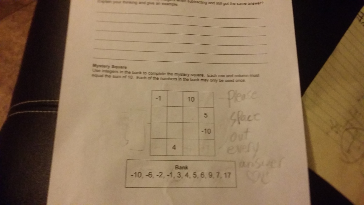 Help with my school paper