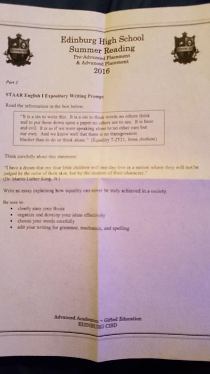 How do i start off an essay?