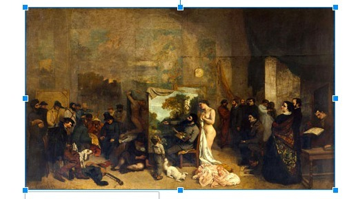 Look At The Painting Below Name The Painting The Artist