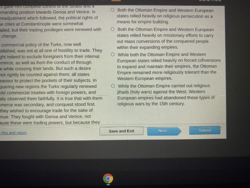Answer To Edgenuity World History