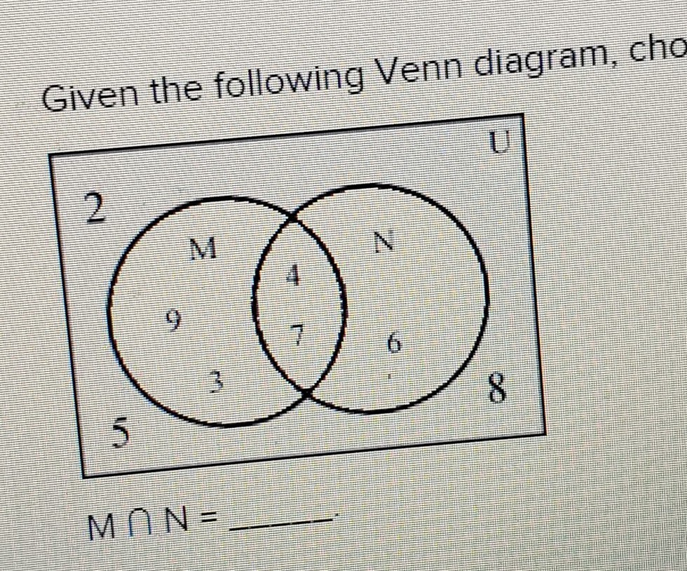 Wiring Diagram  29 Which Venn Diagram Is Not Correct