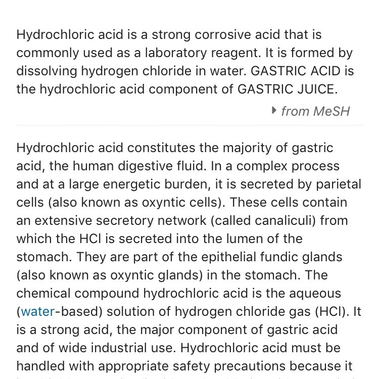 1 Hydrochloric Acid Is Used To Produce Fertilizers And Dyes To