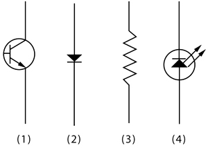 Look at the four schematic symbols shown in the figure above. Each Led Schematic Symbol on milli ohm symbol, led controller schematics, integrated circuit, capacitor symbol, led cad symbol, led iv curve, usb 3.0 symbol, led lamp, led diode circuit, led wiring, led anode, led polarity, christmas lighting technology, resistor symbol, led series circuit, laser diode, solid-state lighting, led street light, led display, led positive side, plasma display, diode symbol, led drawing symbol, led electrical symbol, led characteristics, photodiode symbol, led electronics, windscreen wiper, incandescent light bulb, led diagram, thermal management of high-power leds, strobe light, black light, led circuit, liquid crystal display,