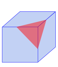 intersecting planes cube. download png intersecting planes cube