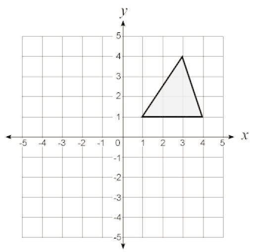 Brooke Wants To Rotate This Triangle 90° Clockwise About