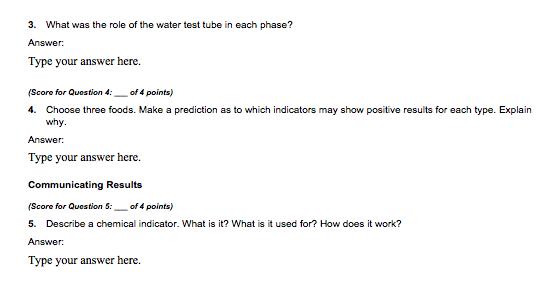 Biology Lab question please help!?