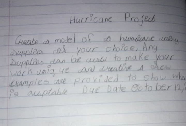 How To Create A Model Of Hurricane
