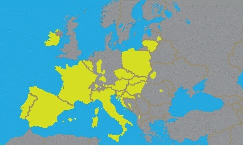 The Yellow Region In The Map Below Shows Which Predominant Religion
