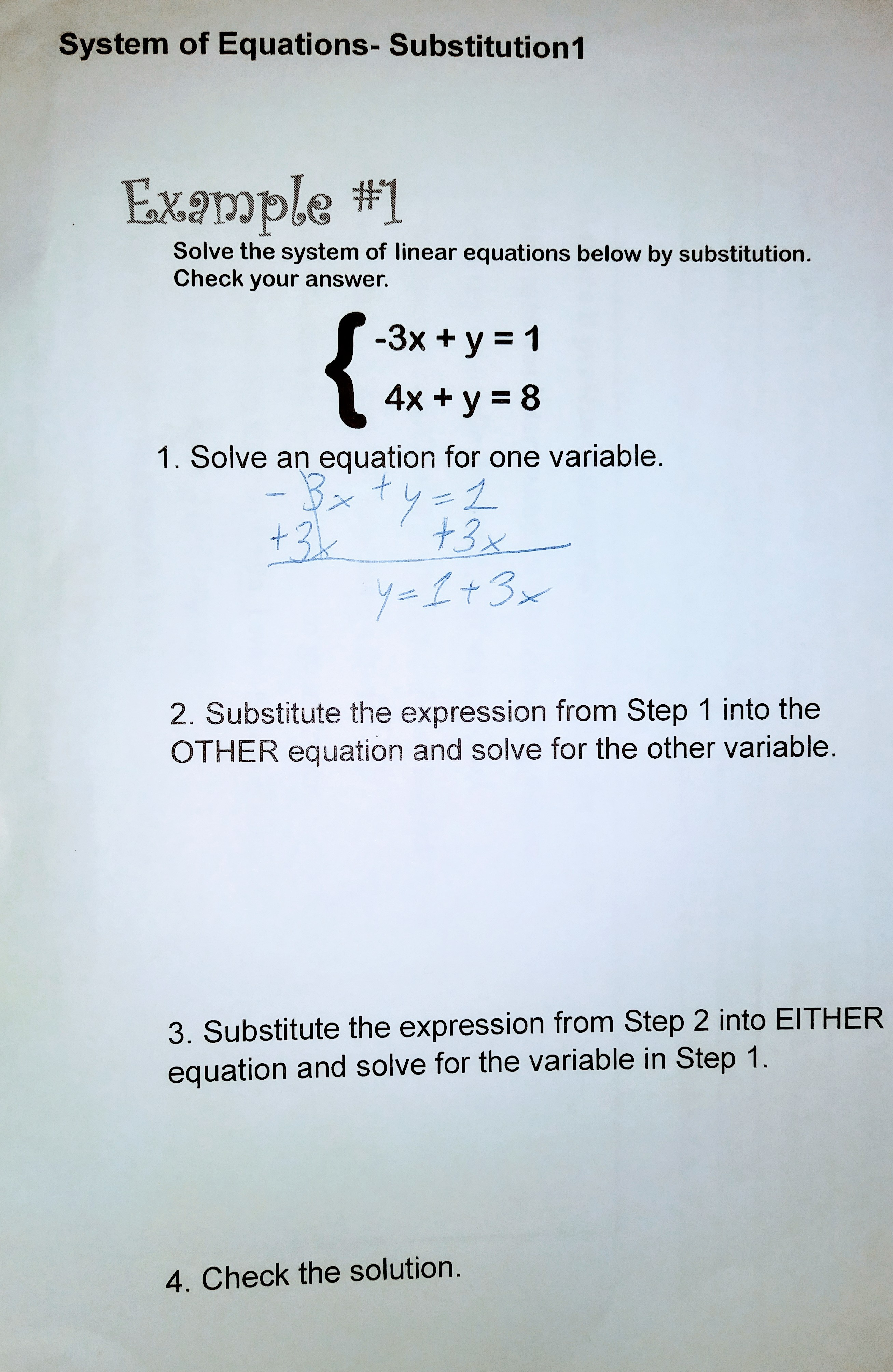May someone please help me with this Math problem. I tried a little ...