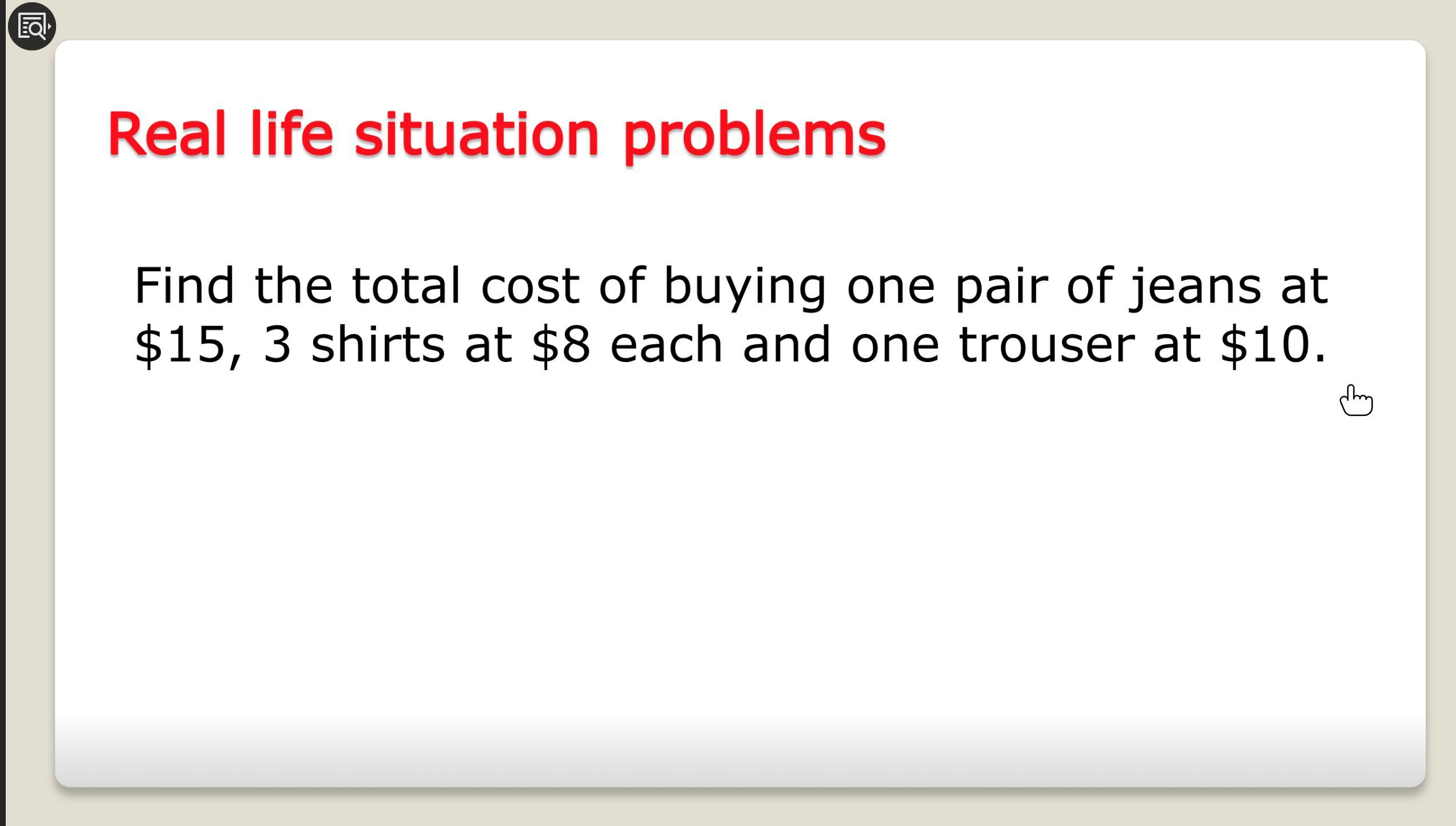 Help : solve step by step {Answer is (-11) /24 } - Brainly.in