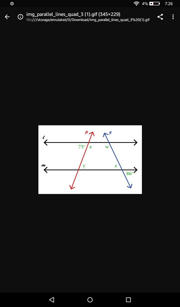 For the following diagram assume that l m solve for each of the download png ccuart Choice Image