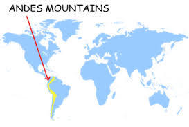 Andes Location
