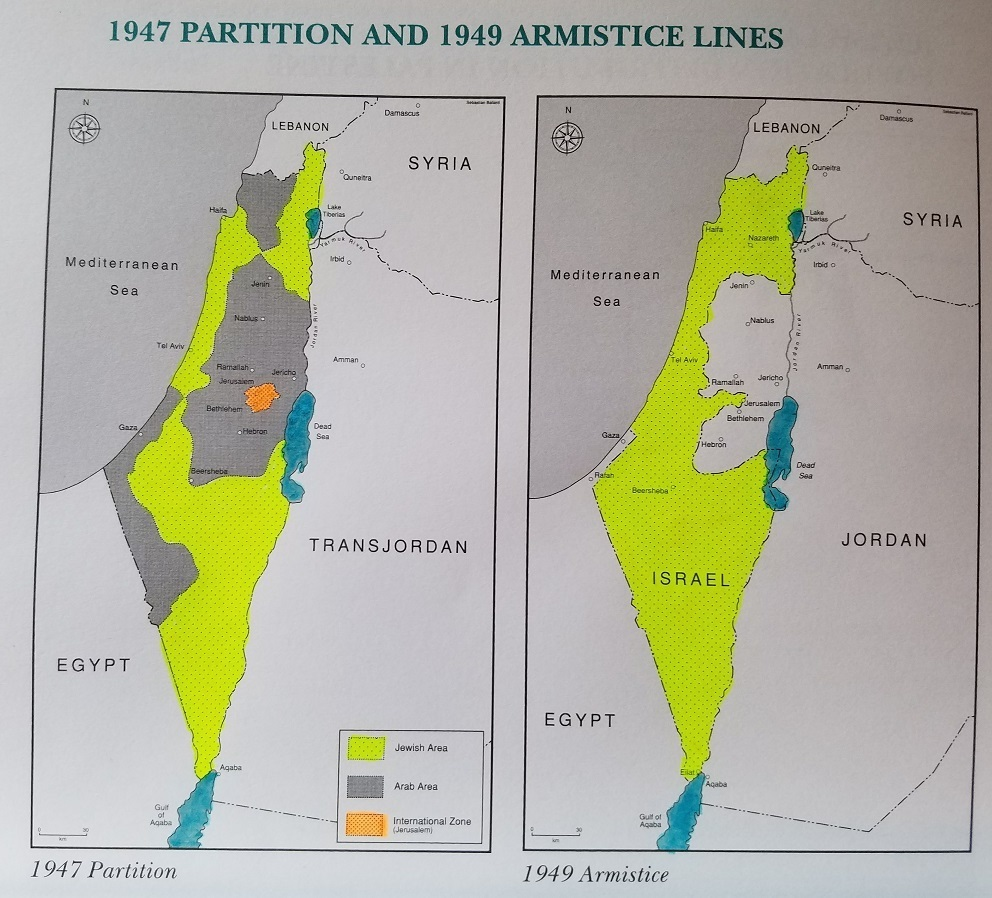 1. How did the boundaries of Israel change between 1947 and 1949? 2 Zoomable Map Of Israel on map of vatican city, map of golan heights, map of mediterranean sea, map of mauritius, map of lebanon, map of world, map of west bank, map of holy land, map of dead sea, map of red sea, map of syria, map of saudi arabia, map of middle east, map of iran, map of jerusalem, map of qatar, map of eastern caribbean, map of persian gulf, map of palestine, map of sea of galilee,