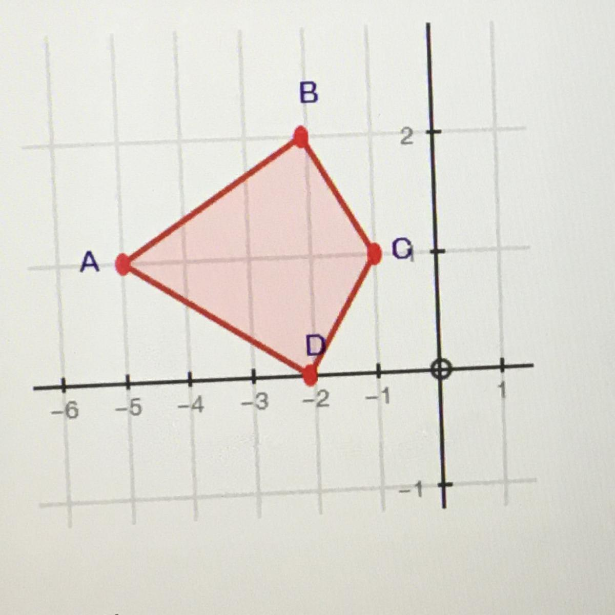 Kite ABCD Is Rotated 180° Clockwise About The Origin And