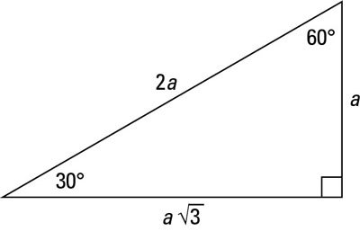 how to get hypotenuse of right triangle